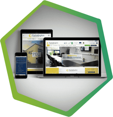 pec portfolio post main image laois website design clearcell web design