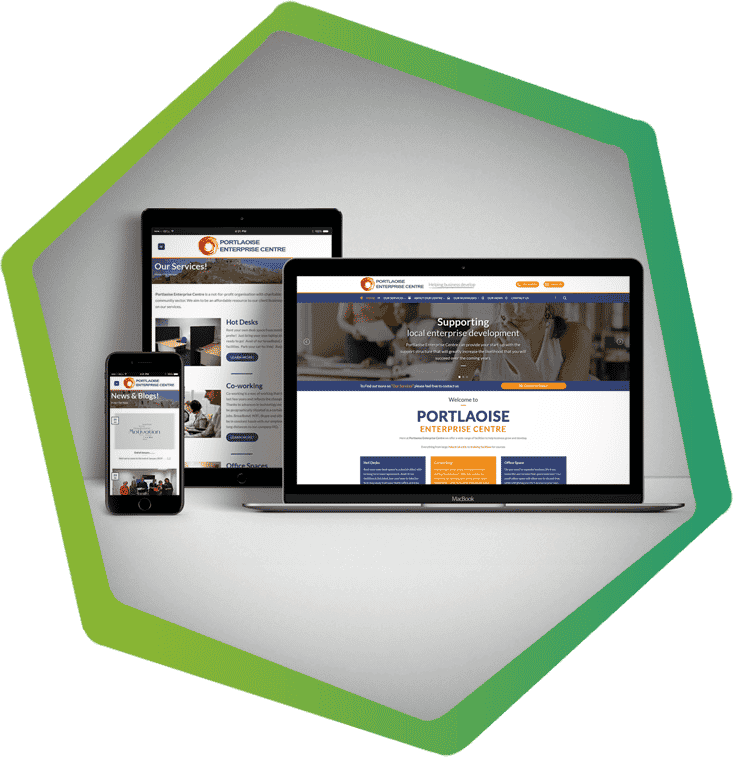 portlaoise enterprise centre portfolio post main image laois website design clearcell web design
