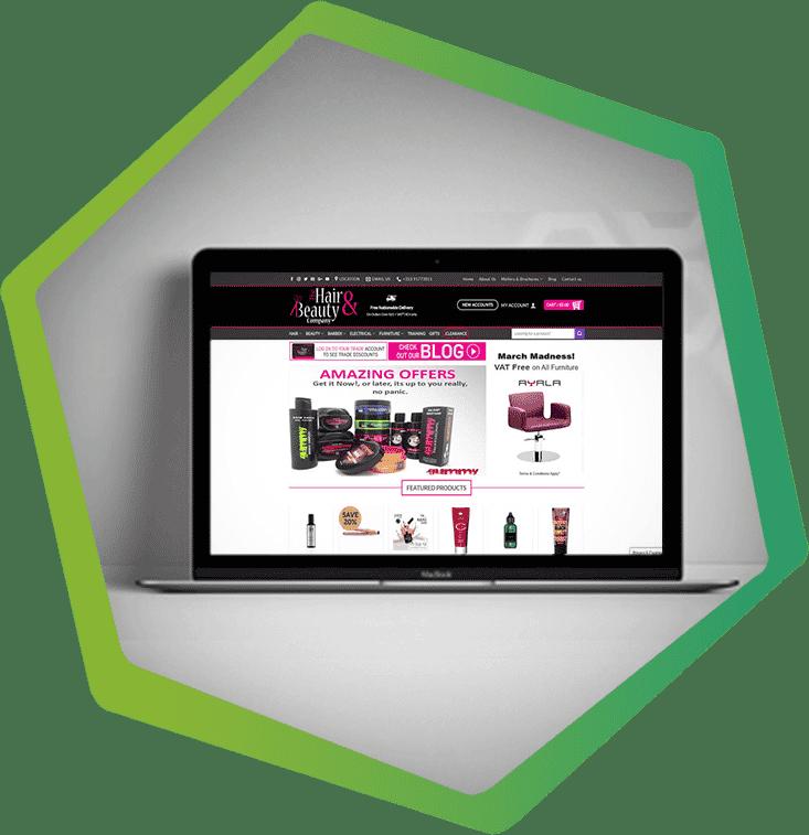 thbc portfolio post main image laois website design clearcell web design