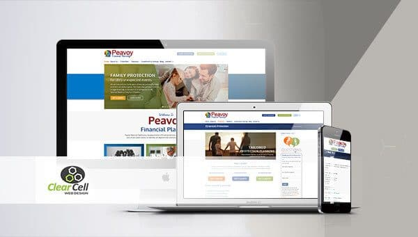 Web Design Laois ClearCell Web Design