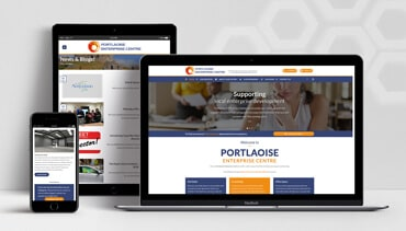 ClearCell Web Design Portlaoise Jfsports Porfoliot Freatured Image