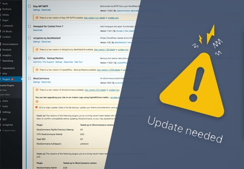 ClearCell Web Design Blog Post You Need To UpdateYour Website