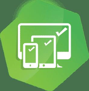ClearCell web design portfolio responsive design icon