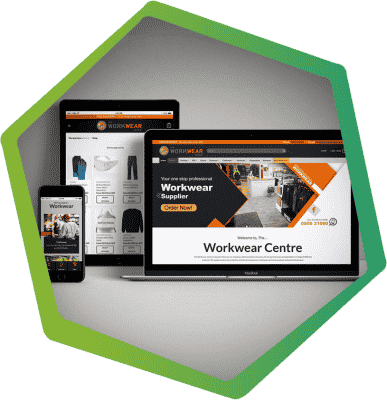 workwear centre featured image template